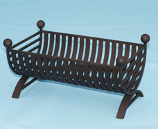 Fire grate / basket - unusual & popular