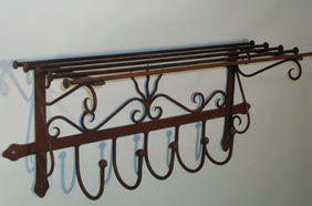 Hat & coat rack